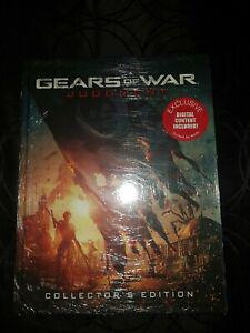 Guide officiel gears of war judgement version anglaise neuf