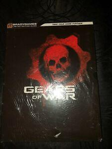 Guide officiel gears of war version anglaise xbox one x 360