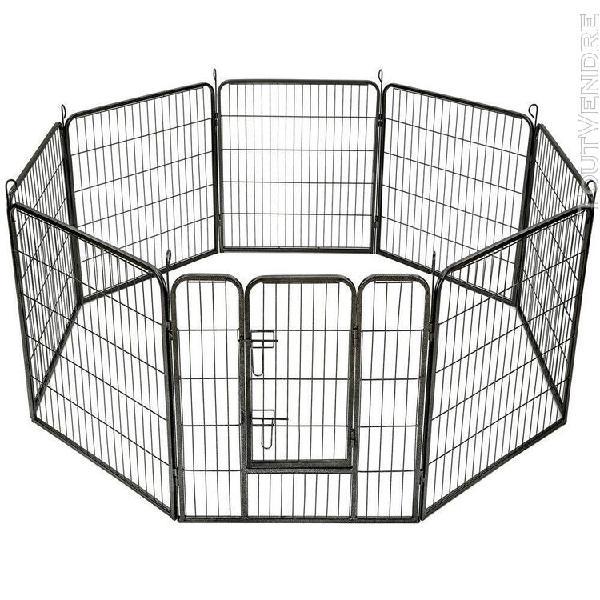 Parc à chiots, enclos pour chiens et autres animaux, 8