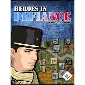 Heroes in defiance, lock 'n load publishing
