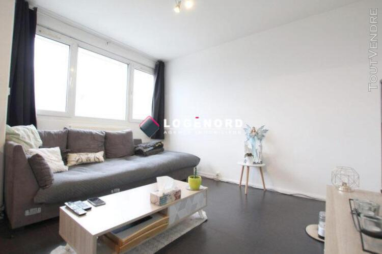 Appartement t3 lumineux