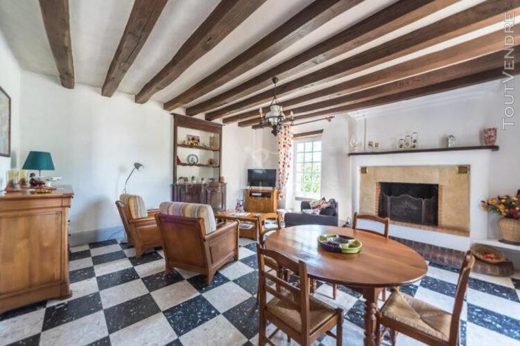 baisse de prix – maison de 120 m² sur 3,7 ha de terres