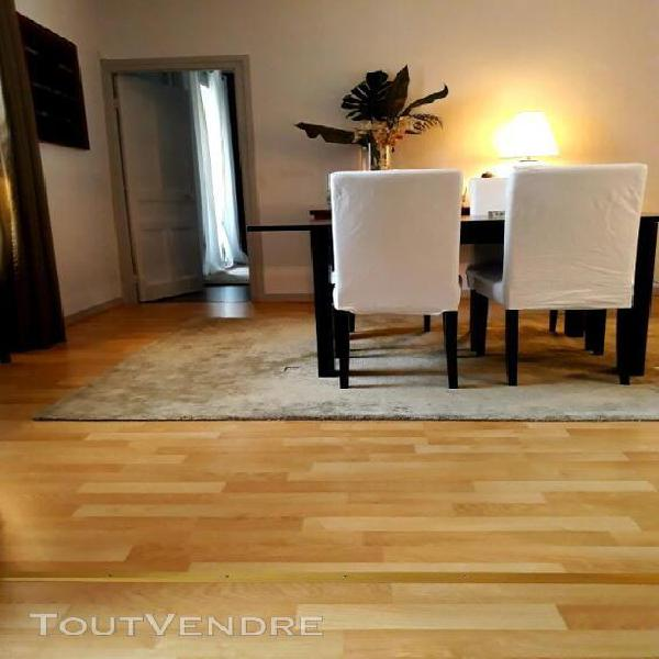 Appartement meublé landerneau 4 pièce(s) 103 m2