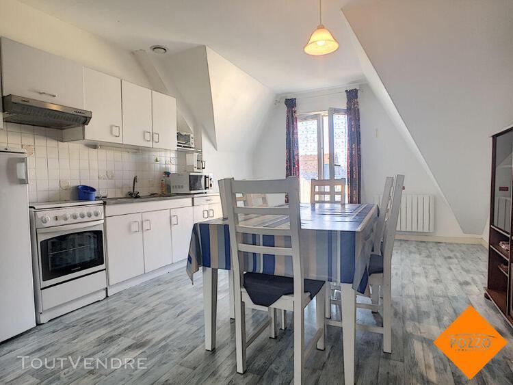 Appartement meublé - saint pair sur mer - 50.56m²