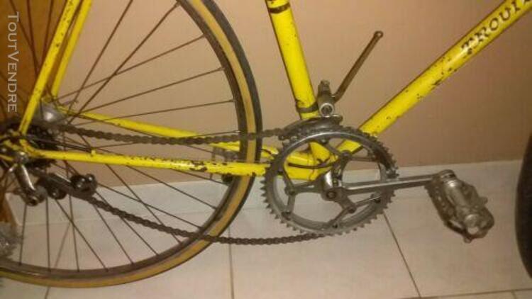 Vélo Dia-Compe Cadre Chrome Collier De Câble 25.4 Paquet de 3-NEUF