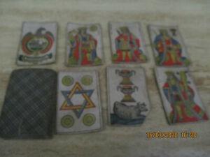 Bp grimaud cartes a jouer tarots voyance ancienne