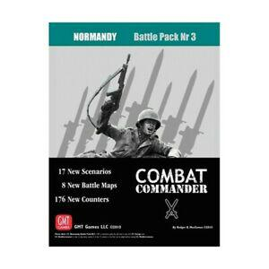 Combat commander normandy battle pack n°3, gmt games