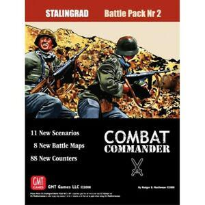 Combat commander stalingrad battle pack n2, gmt games