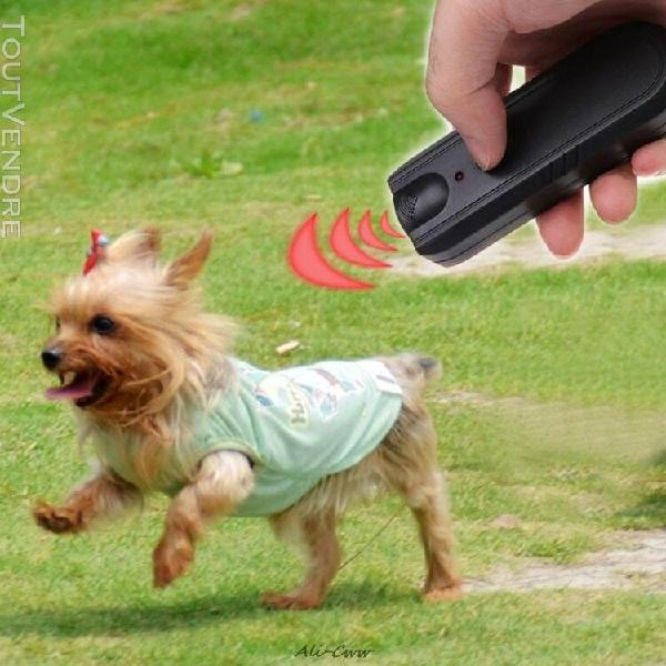 Led ultrasons anti-aboiement agressif chien r¿¿pulsif pour