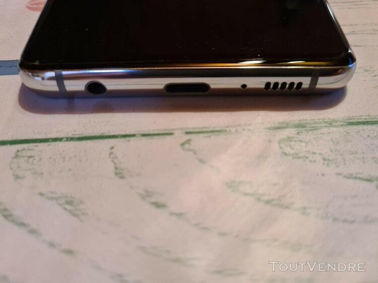 Samsung galaxy s10,128 go,blanc prisme désimlocké état