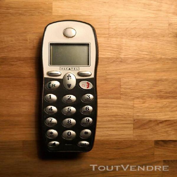Téléphone fixe alcatel versatis max 550