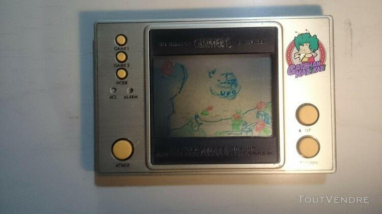 Rare jeux electronique arale (animest type game & watch) g