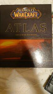 World of warcraft atlas seconde edition fr