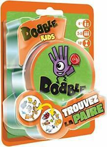 Asmodée - dobble kids blister doki02fr jeu d'ambiance