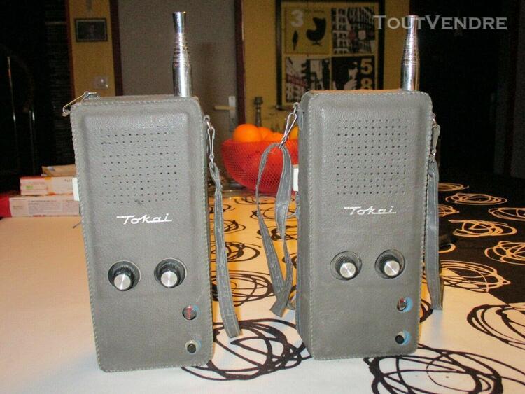 Talkie walkie tokai