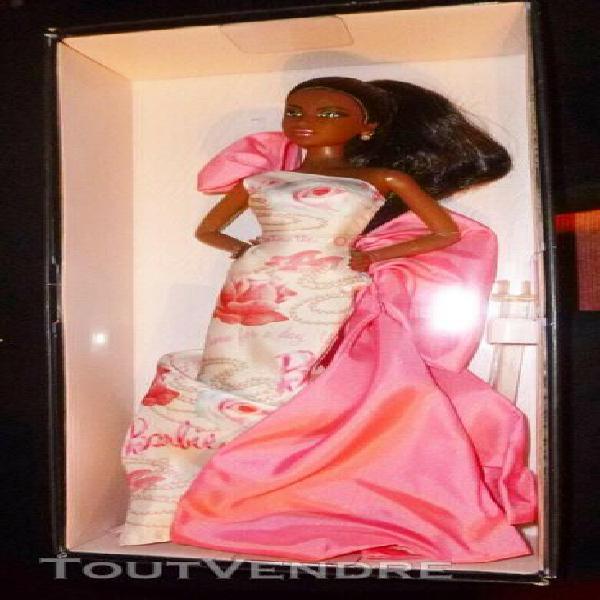 "Barbie aa ""rose splendor"" - avon collection"