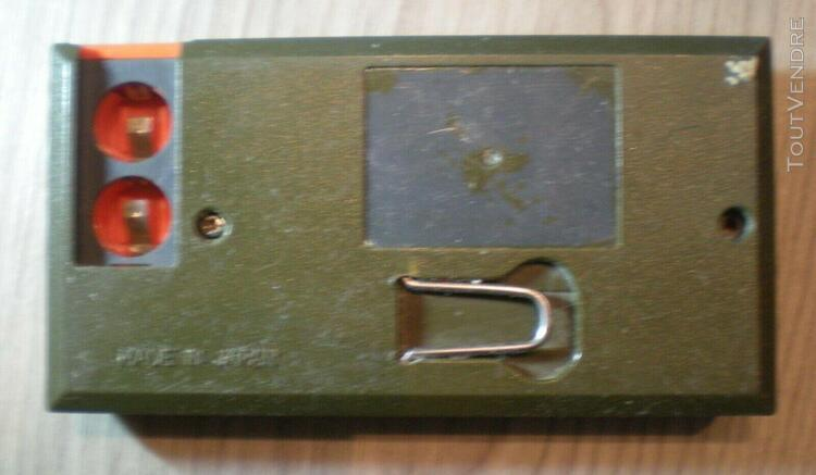 jeu lcd lansay la traversee (comme game and watch)