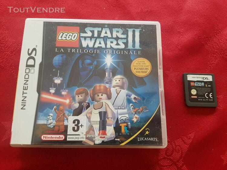 Lego star wars ii pour ds version fr