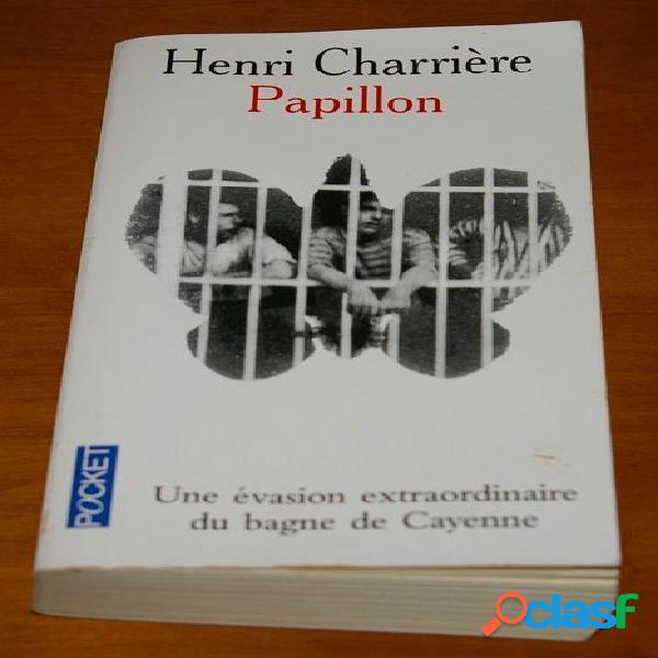 Papillon, Henri Charrière
