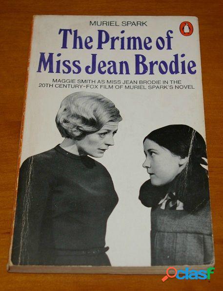 The prime of Miss Jean Brodie, Muriel Spark