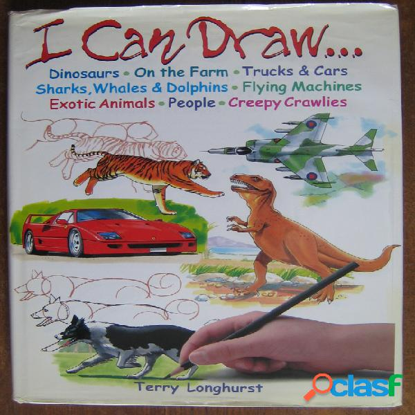 I can draw…, terry longhurst