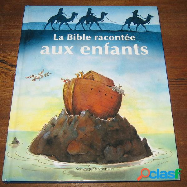 La Bible racontée aux enfants, Josef Carl Grund