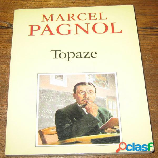 Topaze, marcel pagnol