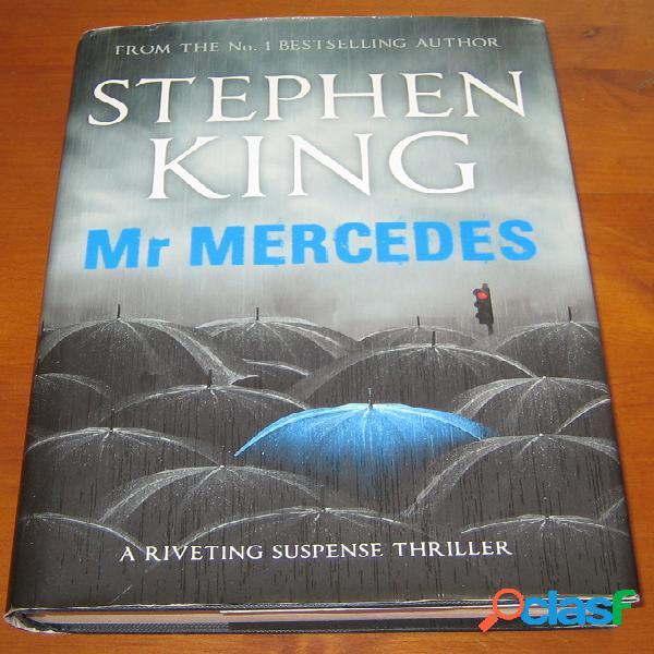Mr mercedes, stephen king