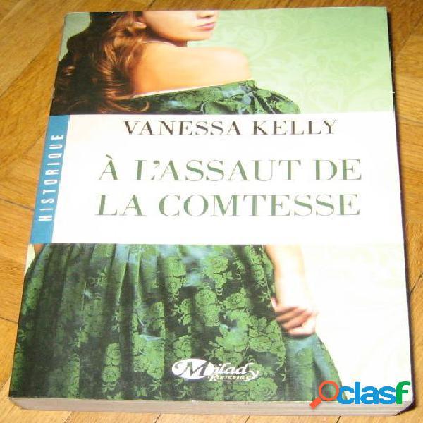 A l'assaut de la comtesse, vanessa kelly