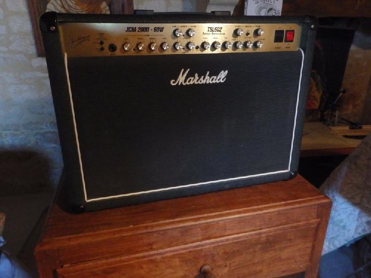 ampli guitare marshall occasion, la roche-sur-yon (85000)
