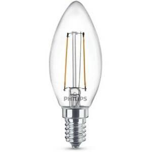 Ampoule led e14 philips classic 57407200 2 w = 25 w blanc
