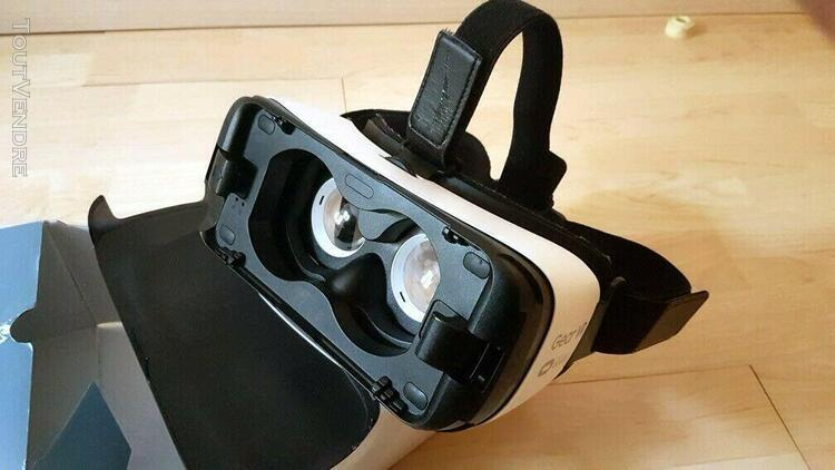 Casque de réalité augmentée samsung gearvr r322 pour