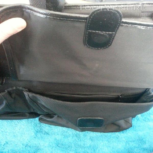 Sacoche noire pour ordinateur portable sony vaio