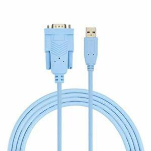 scanners appareils photo num/ériques CNC et version Adaptateur USB vers RS232 Cablecreation 3/m Plaqu/é or USB 2.0/vers RS232/s/érie DB9/M/âle c/âble convertisseur prise en charge Caissier Register modem