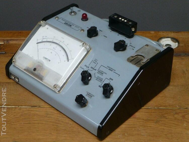 Metrix transistormètre metrix 302a