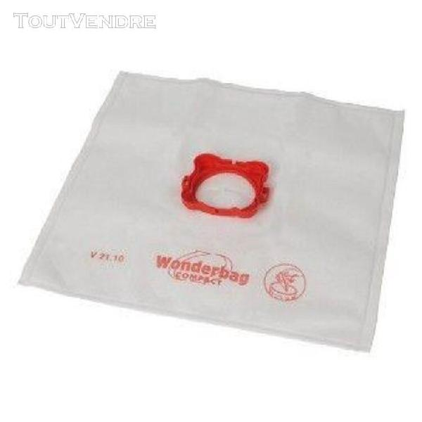 Rowenta wonderbag wb305120 - kit de sacs - pour aspirateur -