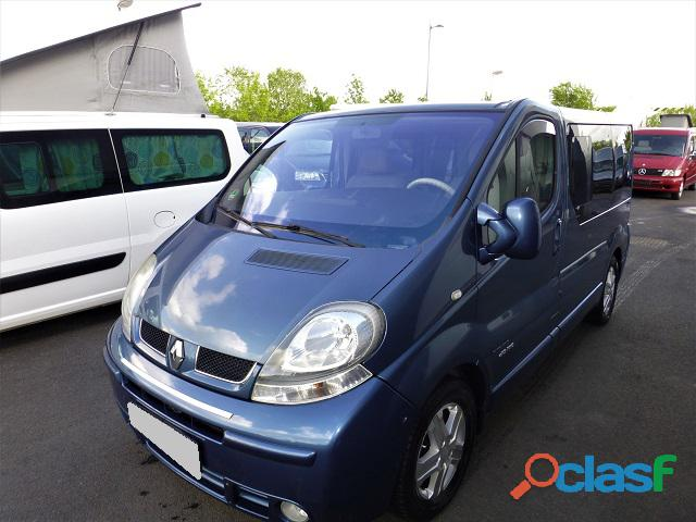Renault trafic generation 2.5 dci lit table   2004