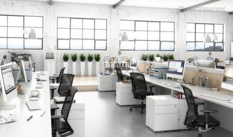 Bureaux en r+1 de 533 m²