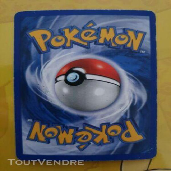 carte pokemon kicklee 7/62 edition 1 wizard fossile
