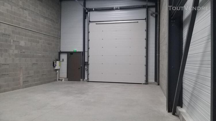 Entrepot neuf de 130 m² a gresy-sur-aix