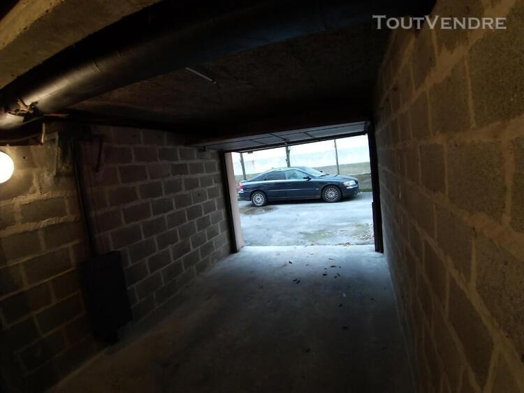 Garage - box fermé amiens sud