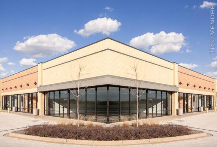 Local commercial btob de 570 m²