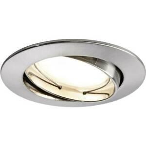 luminaire à led encastrable led intégrée paulmann coin