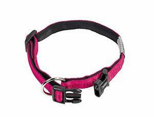 nobby soft grip collier pour chien lilas/noir 40-55 cm/25 mm