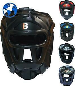 Bout3® casque de boxe protection tête muay thai mma