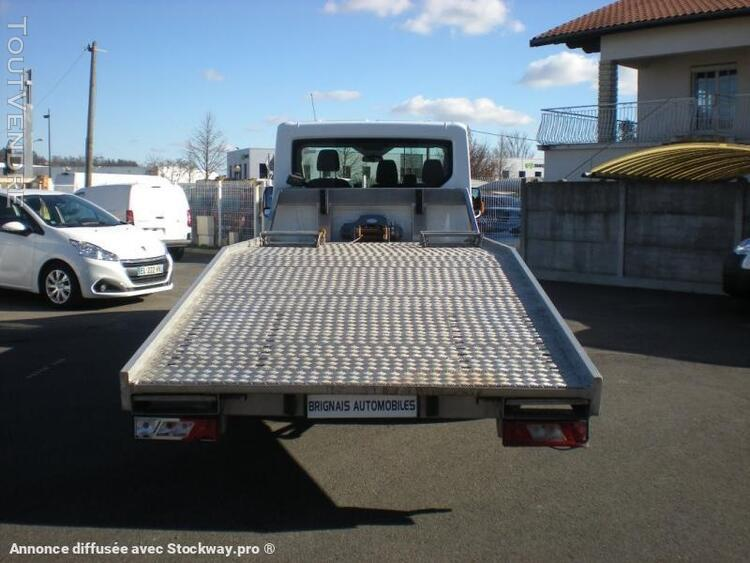 Camionnette (ptac ⩽ 3,5 t) porte-voitures - ford transit