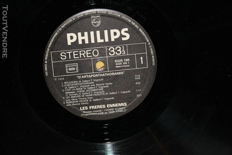 Lot de 2 disques vinyle lp 33 tours et 8 45 tours les