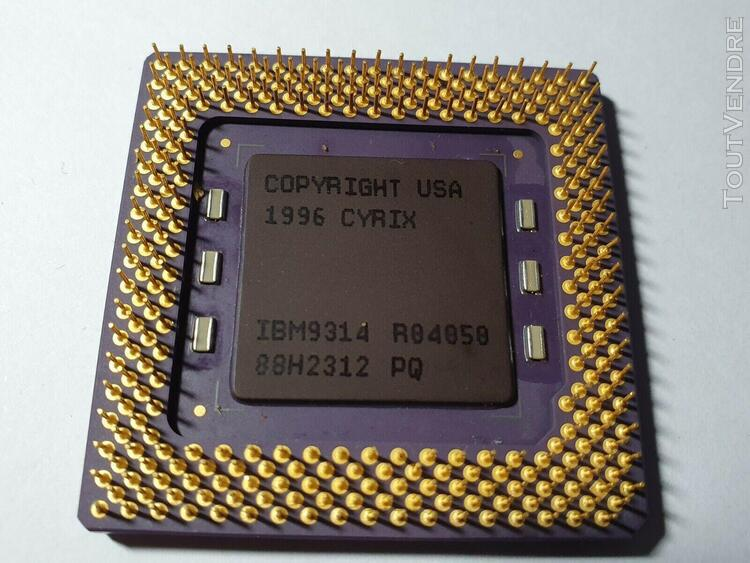 Ibm 6x86l-p150+ - 2vap150gb