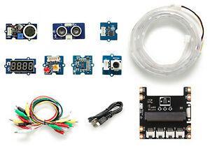 Starter kit grove pour micro:bit (compatible micro:bit) -