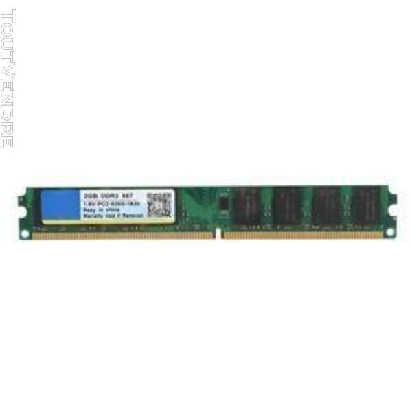 2g module de mémoire vive pour ordinateur - am d, 2g de ram